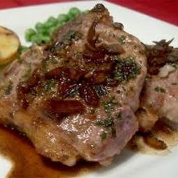 Lamb - Chops with Balsamic Reduction