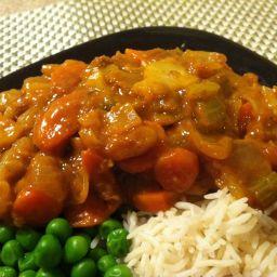 Lamb Curry Casserole