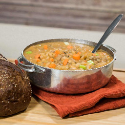 Lamb Stew with Great Northern Beans