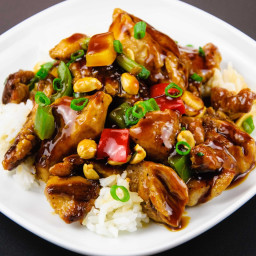 Lars's Kung Pao Chicken