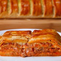 Lasagna Braid