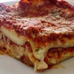 Lasagna - No Boil