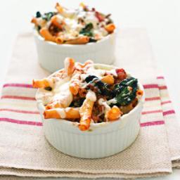 Lasagna-Style Baked Ziti