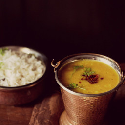 lasooni dal tadka recipe | garlic dal