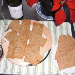 Lavash Bread (Spiced)