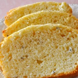Lavender Tea Bread