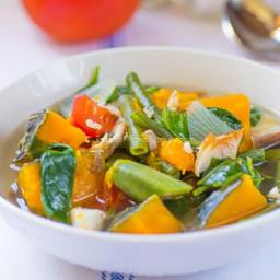 Law-uy: Visayan Healthy Soup