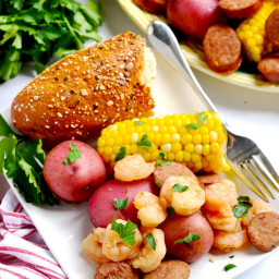 Lazy Low Country Boil