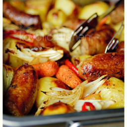 Turkey Sausage Casserole