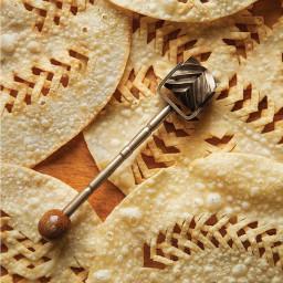 Leaf Bread (Laufabrauð)