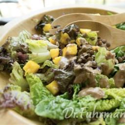 Leafy Lentil Salad