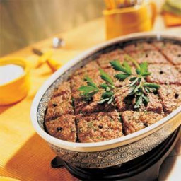 Lebanese Meat Loaf