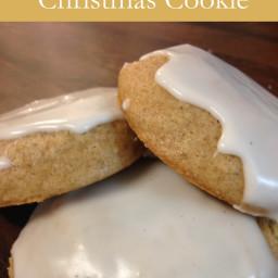Lebkuchen: Traditional German Christmas Cookie