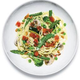 Le Cirque's Spaghetti Primavera