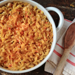 Leftovers Recipe: Turkey Noodle Casserole
