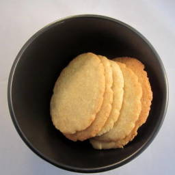Lemon and Cardamom Cookies