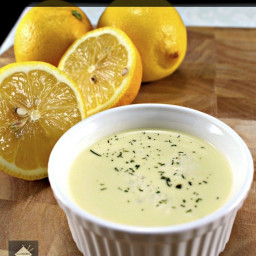 Lemon and Garlic Butter Sauce