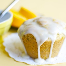 Orange and Linseed Muffins