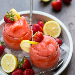 Lemon Berry Slush