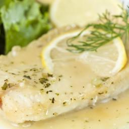 Lemon Beurre Blanc Bigoven
