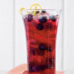 Lemon-Blueberry Sweet Tea