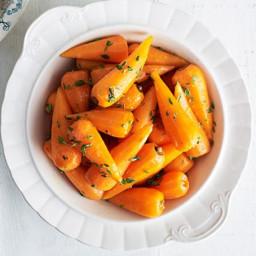 Lemon Carrots