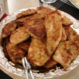 Lemon chicken Cutlet