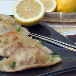 Lemon Chicken Potstickers