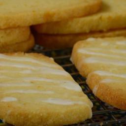 Lemon Cookies Recipe and Video