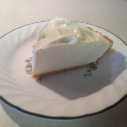 Lemon Cool Pie