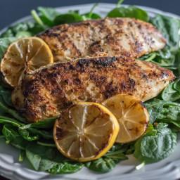 Lemon Cumin Chicken