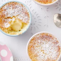 Lemon delicious puddings