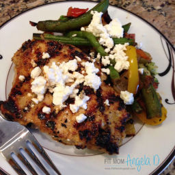 Lemon Dijon Pork Chop Marinade