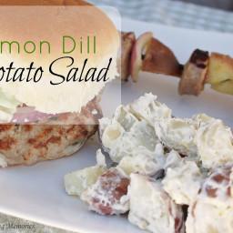 Lemon Dill Potato Salad