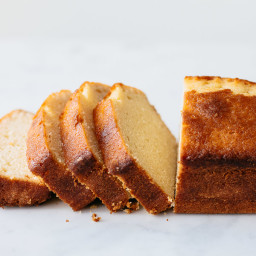 Lemon Ginger Cake