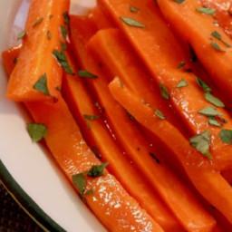 Lemon Glazed Carrots