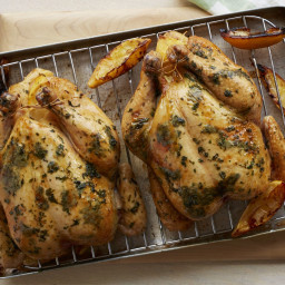 Lemon-Herb Roast Chicken