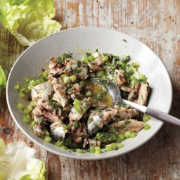 Lemon-Herb Sardine Salad