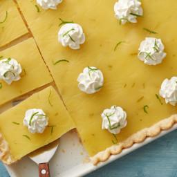 Lemon-Lime Slab Pie