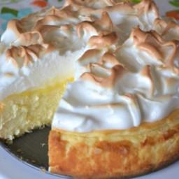 Lemon Meringue Cheesecake Recipe