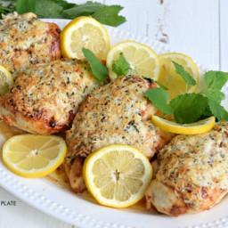 Lemon Parmesan Chicken
