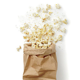 Lemon-Parmesan Popcorn