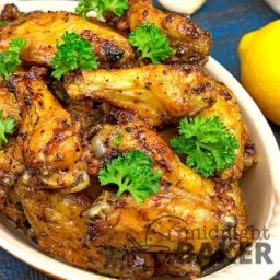 Lemon Pepper Wings