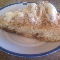 Lemon-poppyseed Raspberry Coffeecake