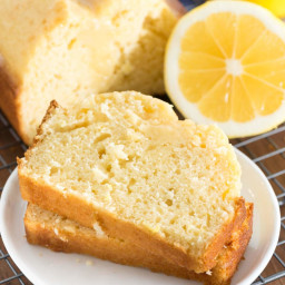 Lemon Quick Bread