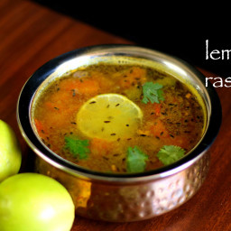 lemon rasam recipe | nimbu rasam recipe | south indian lemon rasam