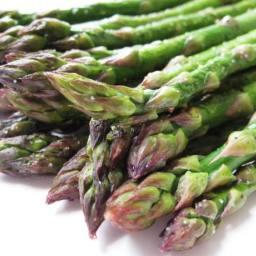 Lemon-Roasted Asparagus