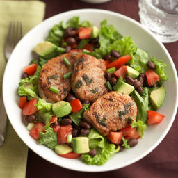 Lemon-Sage Pork Salad