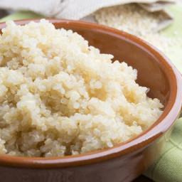 Lemon-Scented Quinoa