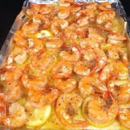 Lemon shrimp